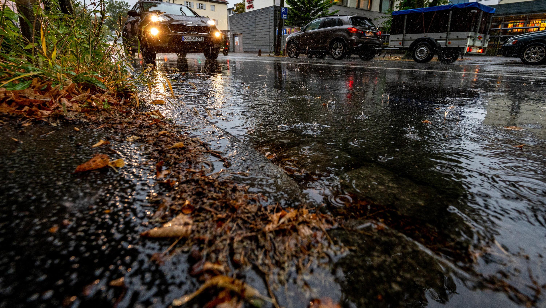 42-Tage-Wettertrend: Tiefdruck-Marathon mit viel Regen