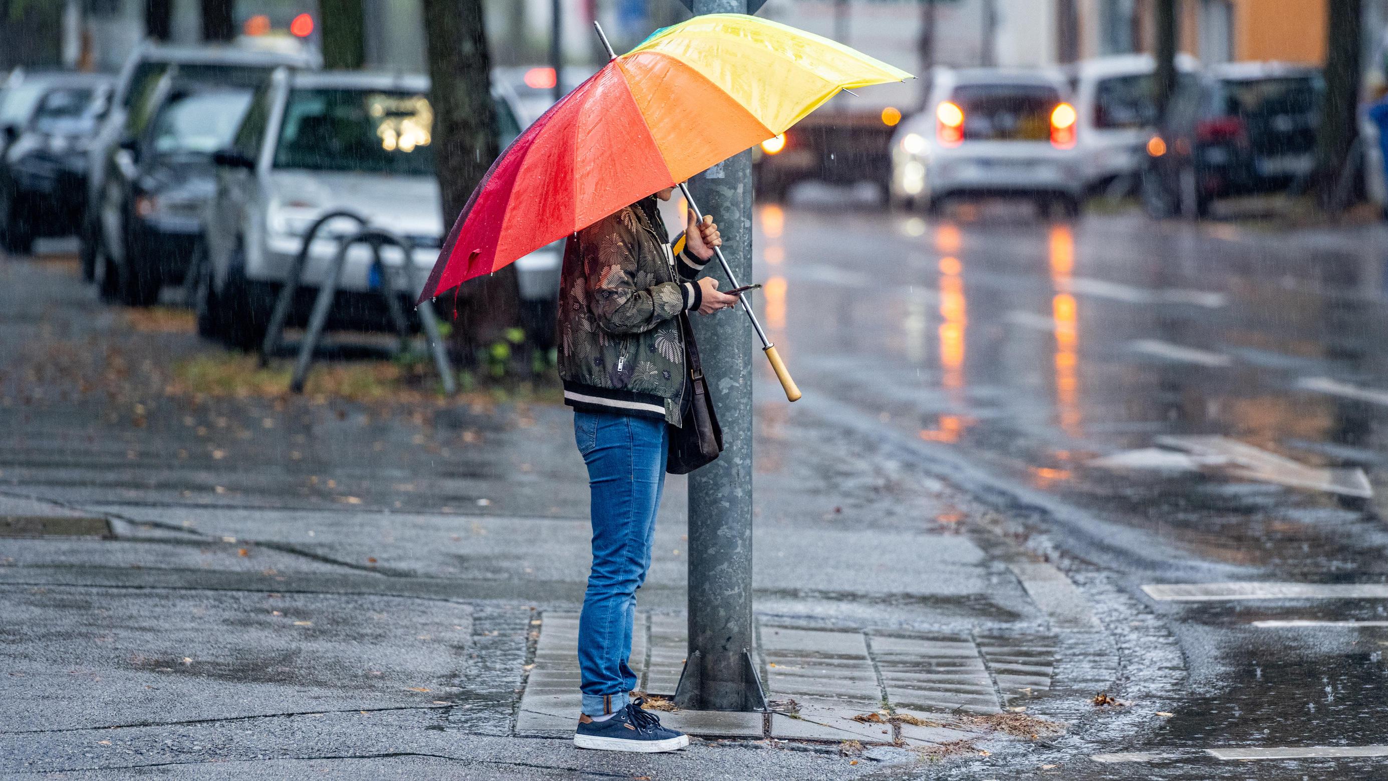 Wetterbericht für den 26.09.2020: Herbst zeigt sich nass