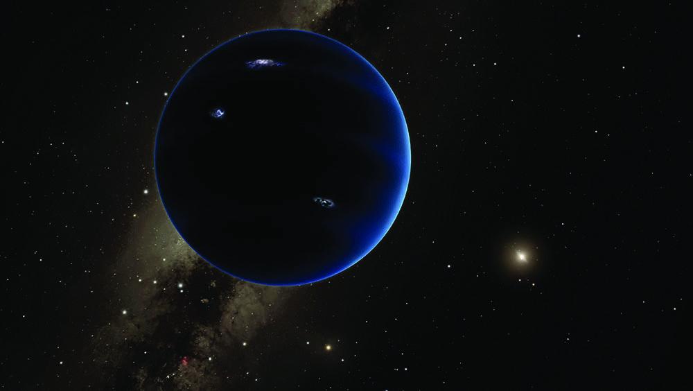 Auf der Suche nach dem mysteriösen Planet 9