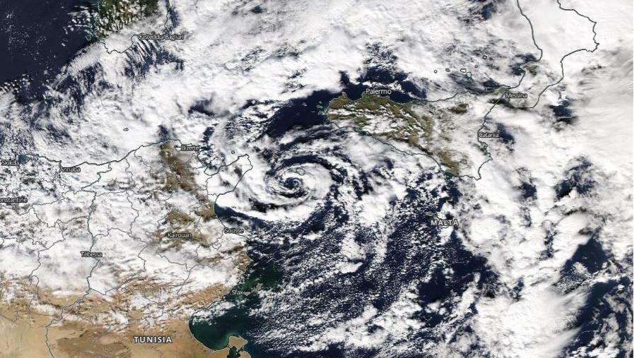 Wieder Unwetter am Mittelmeer: Derzeit Spanien, Italien, Tunesien im Fokus