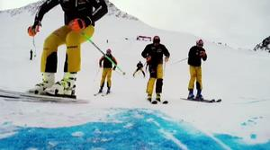 Video: Faszination Ski-Cross
