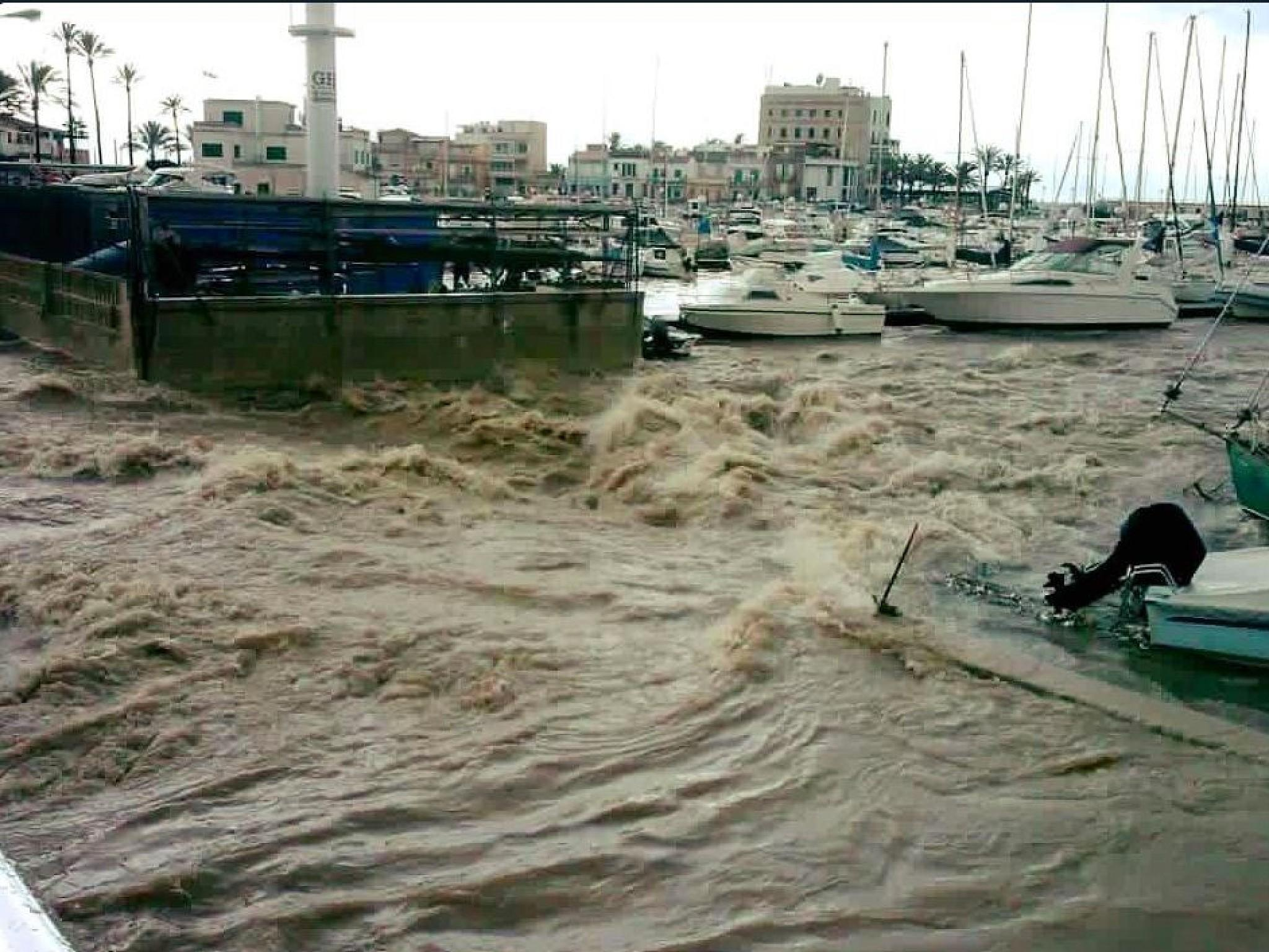 Unwetter Malta
