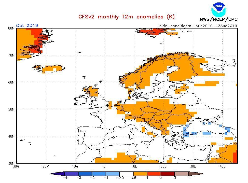 NOAA Ende August für 6 Monate
