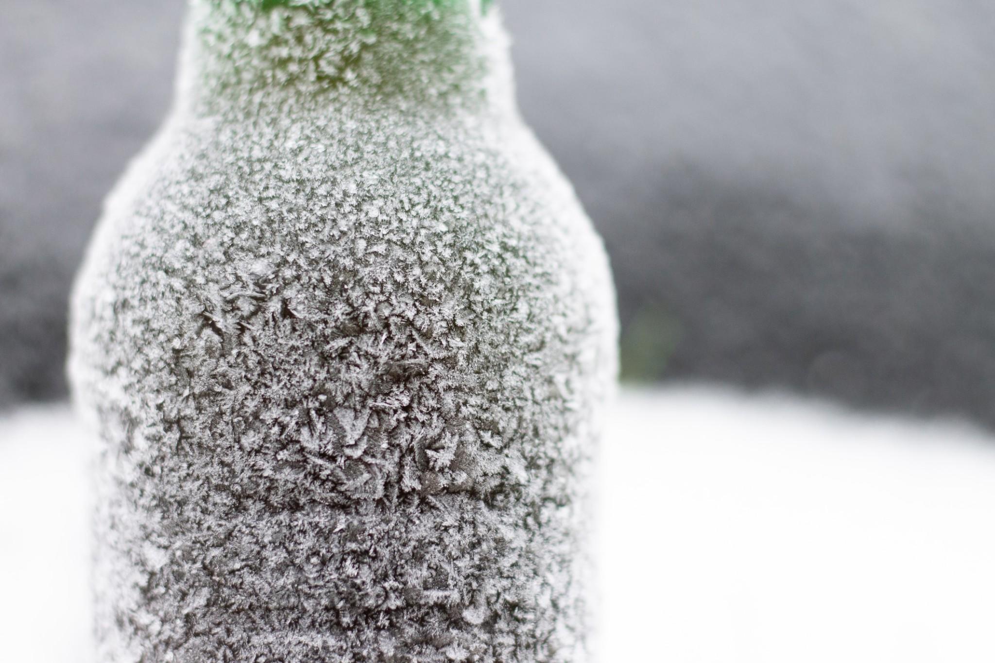 Wie lange braucht wasser zum gefrieren