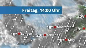 Wetter Bochum - Wettervorhersage für Bochum - wetter.de
