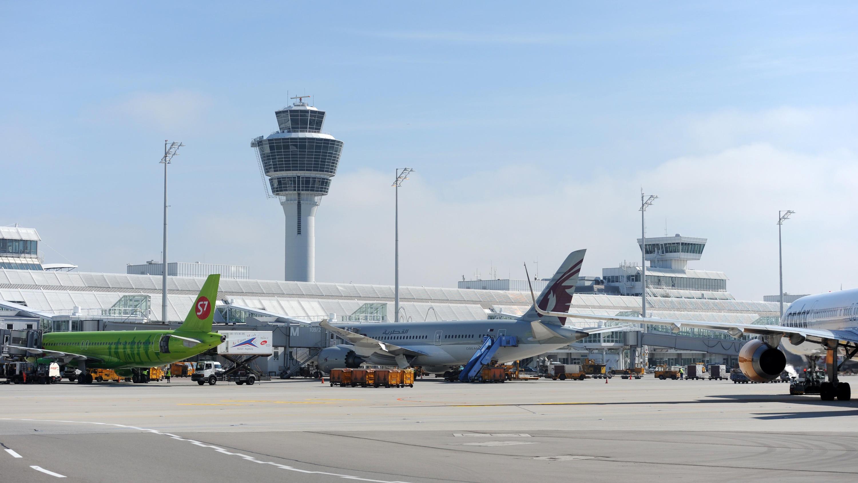 Wetter München Flughafen