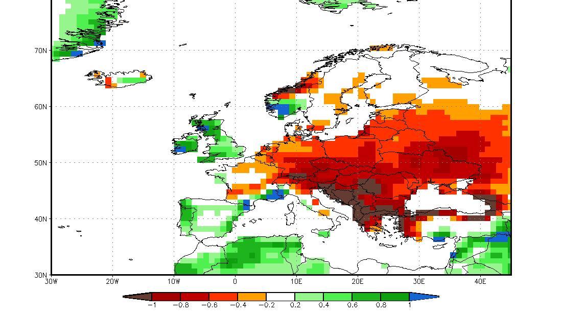 Wetter Regenprognose