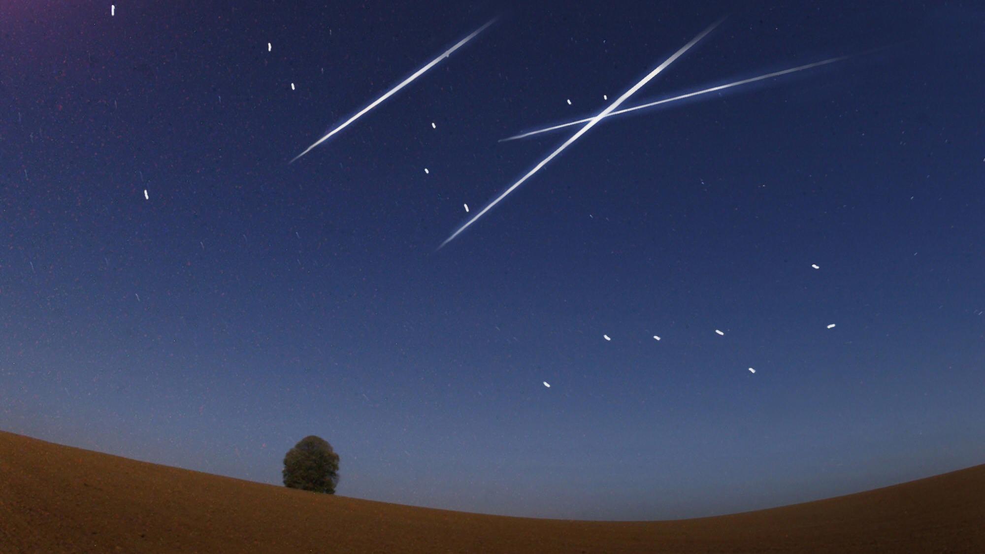 Perseiden 2021 Erreichen Hohepunkt Wo Ist Der Blick Auf Die Sternschnuppen Besonders Gut Wetter De
