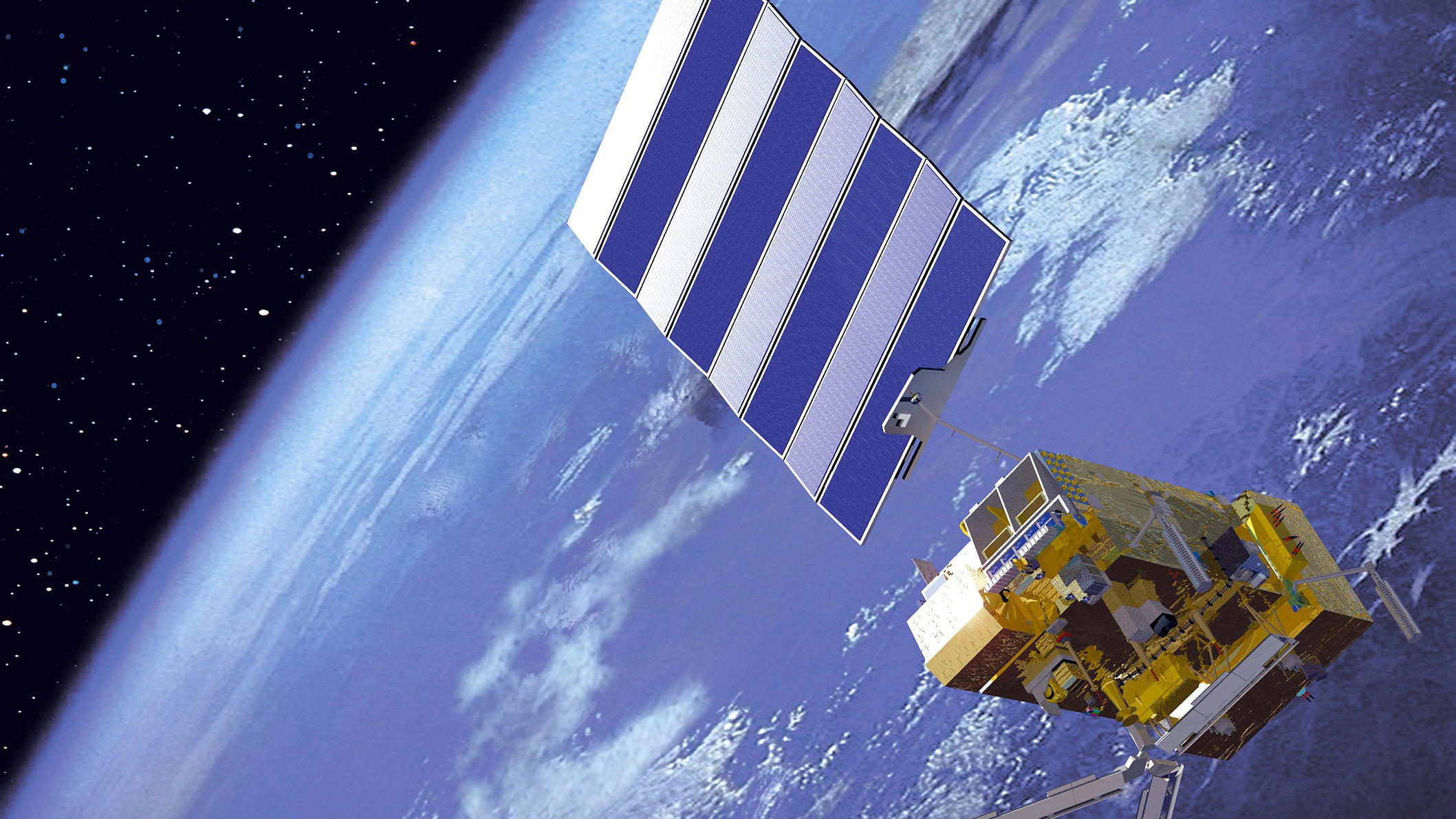 Wetter Satelliten Radar
