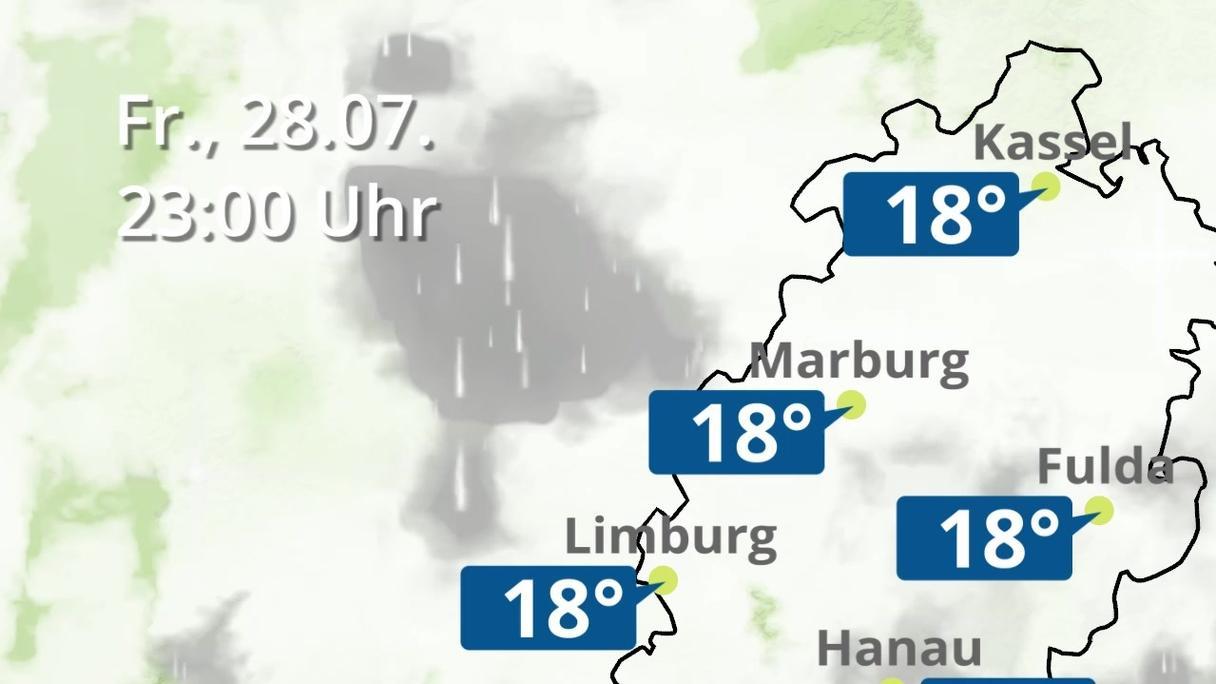 Wetter Hessen 7 Tage