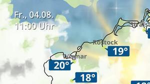 Wetter Schwerin Wettervorhersage Für Schwerin Wetterde