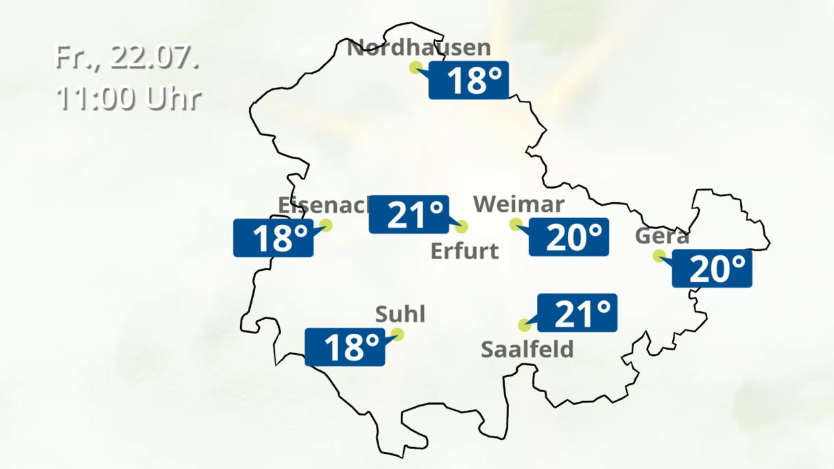 Wetter Sondershausen 14 Tage