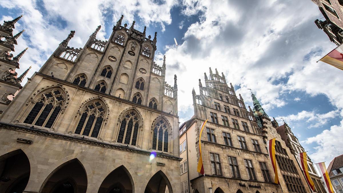 Münster Wetter 14 Tage