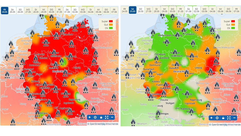 Wetterbericht Berlin