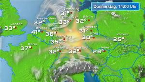 Wetter Recklinghausen 5 Tage