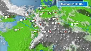 Wetter Kolberg 14 Tage