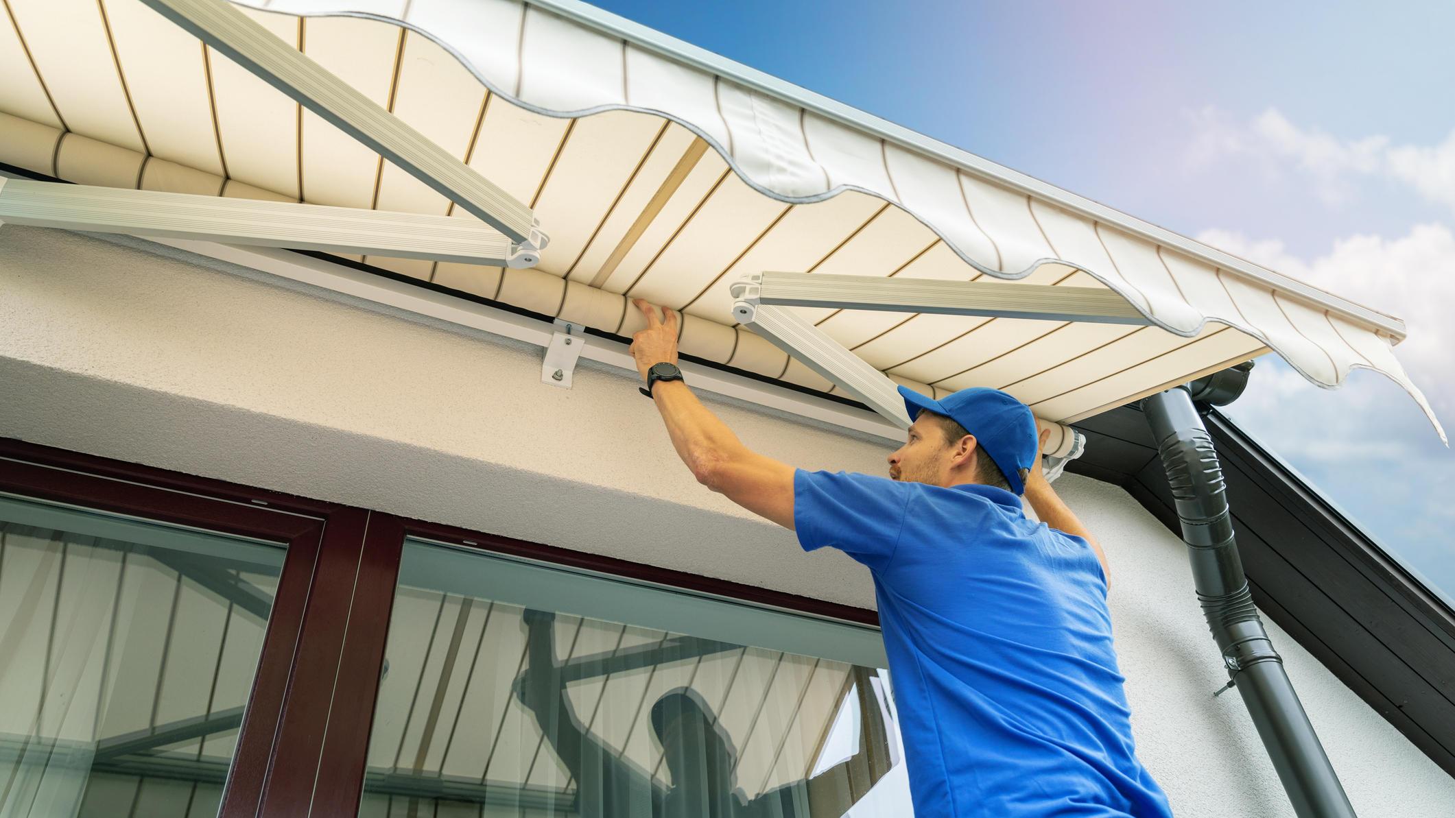 Favorit Sonnenschutz für Ihren Balkon - wetter.de XS09