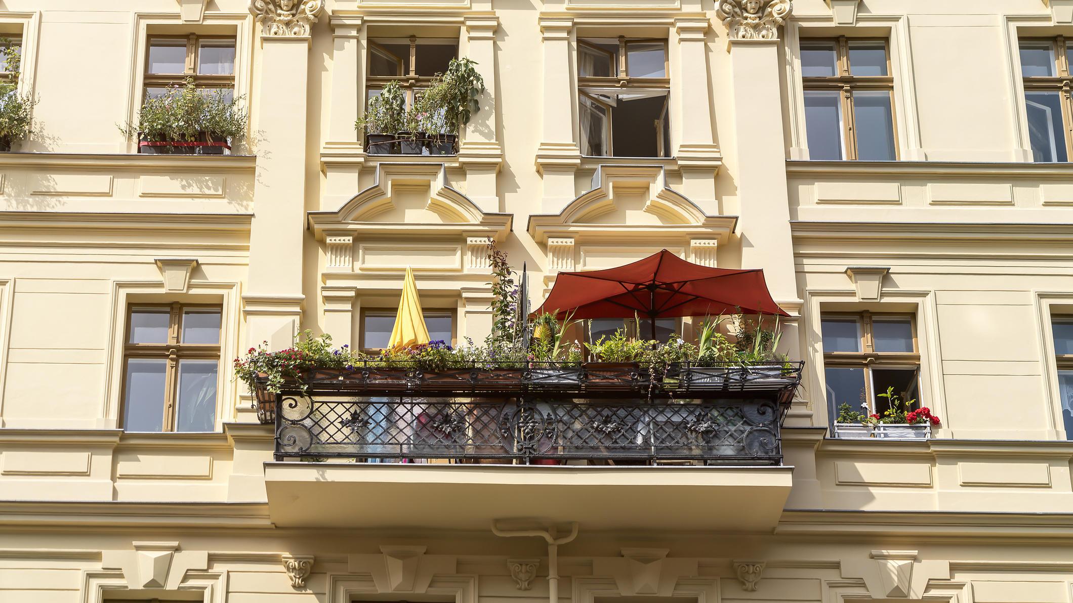 Bevorzugt Sonnenschutz für Ihren Balkon - wetter.de UJ74