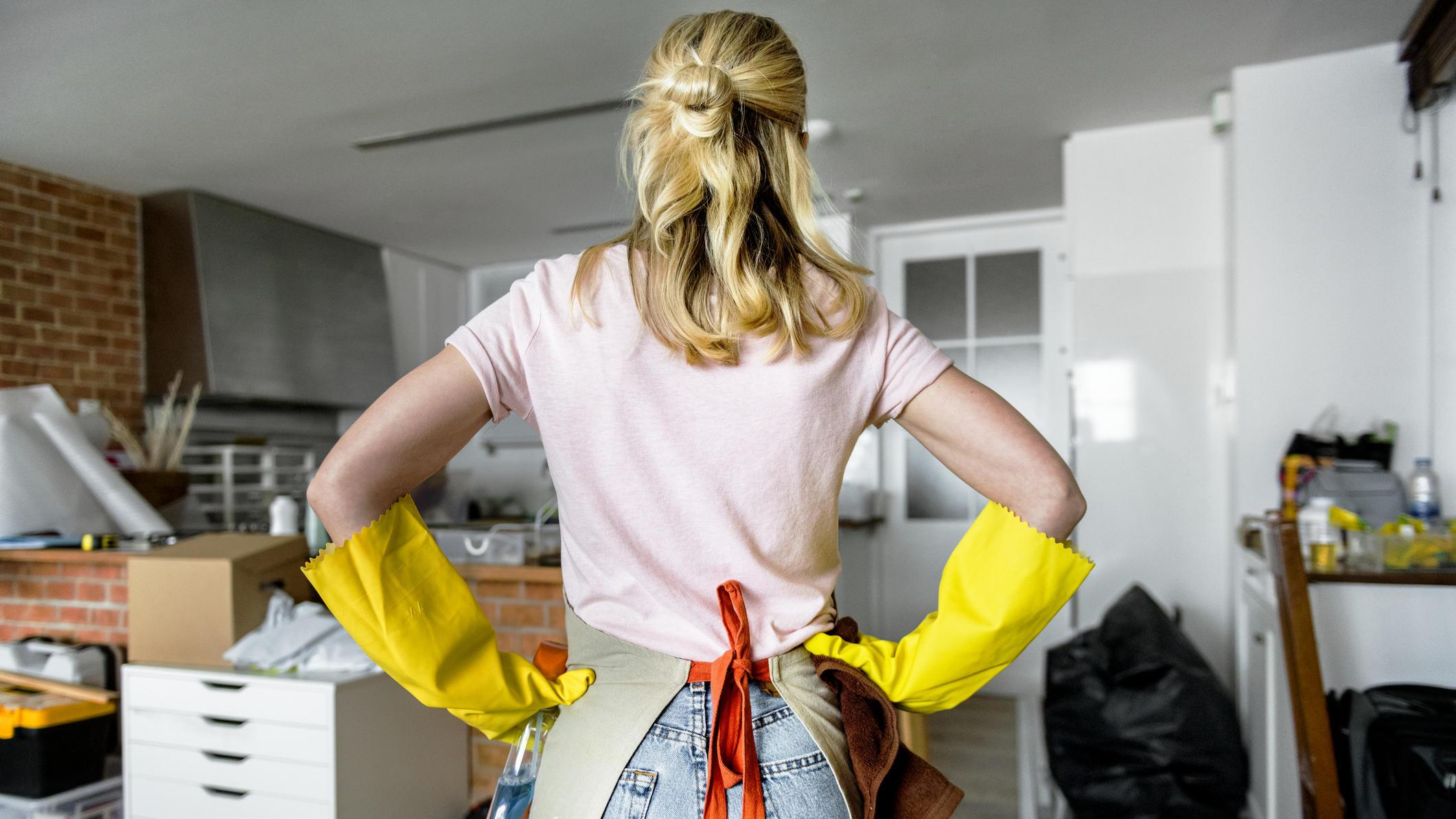 Wohnung putzen: So bekommen Sie in 15 Minuten pro Tag