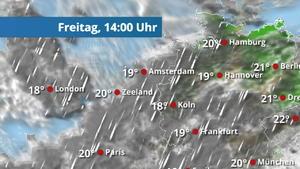 Regenradar Dessau