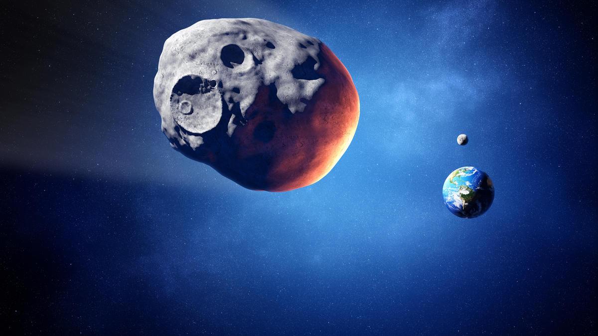 Dickster Asteroid des Jahres kommt mit Höchstgeschwindigkeit - Wetter.de