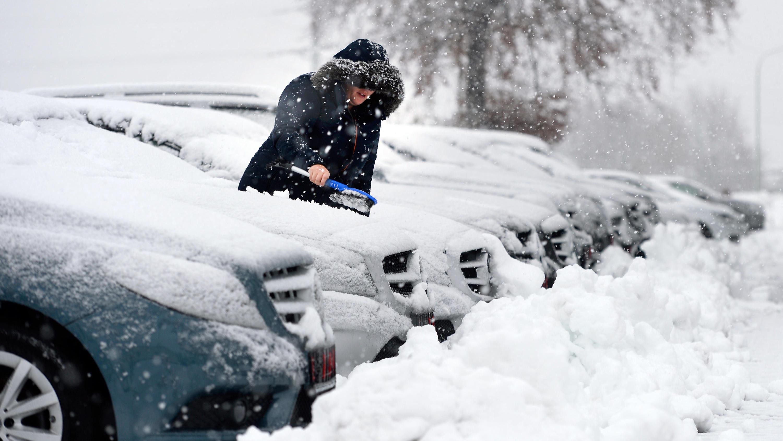 Schnee Aktuell Deutschland