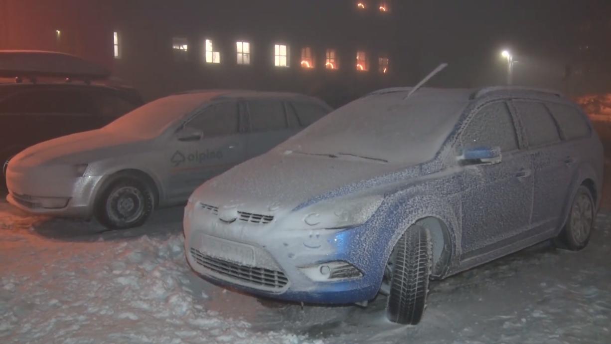 Der 7-Tage-Trend: Winterfeeling mit Schneeschauern