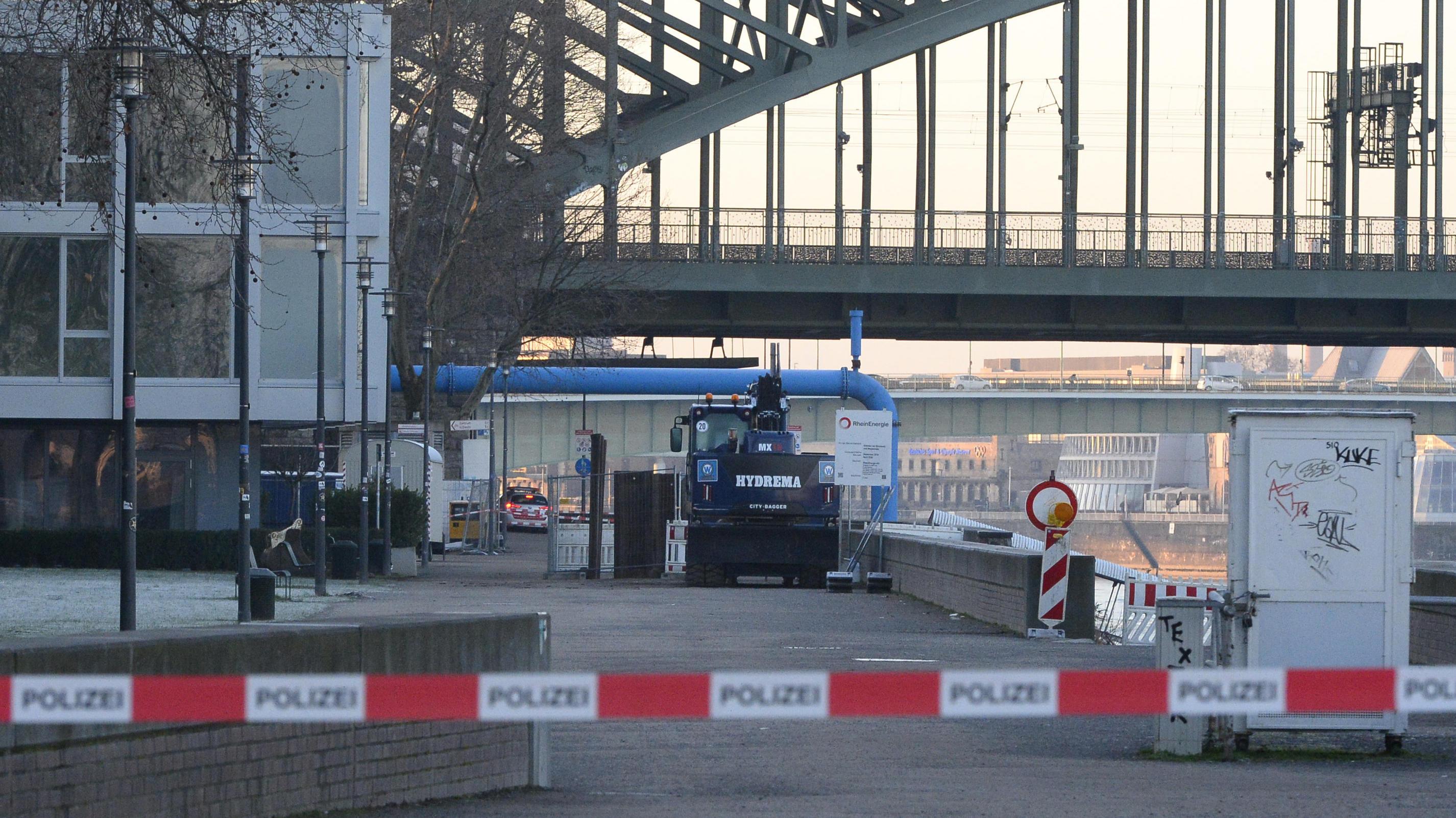 Bombenentschärfung Heute Köln