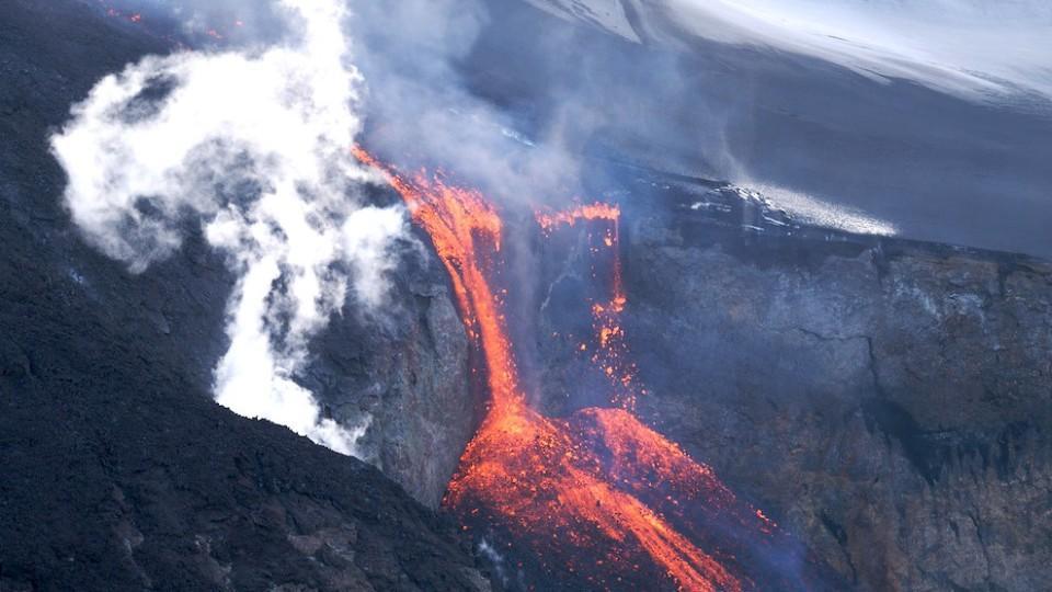 Vor 10 Jahren - Ausbruch des Island-Vulkans ...