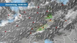 Wetter 14 Tage Oberstdorf