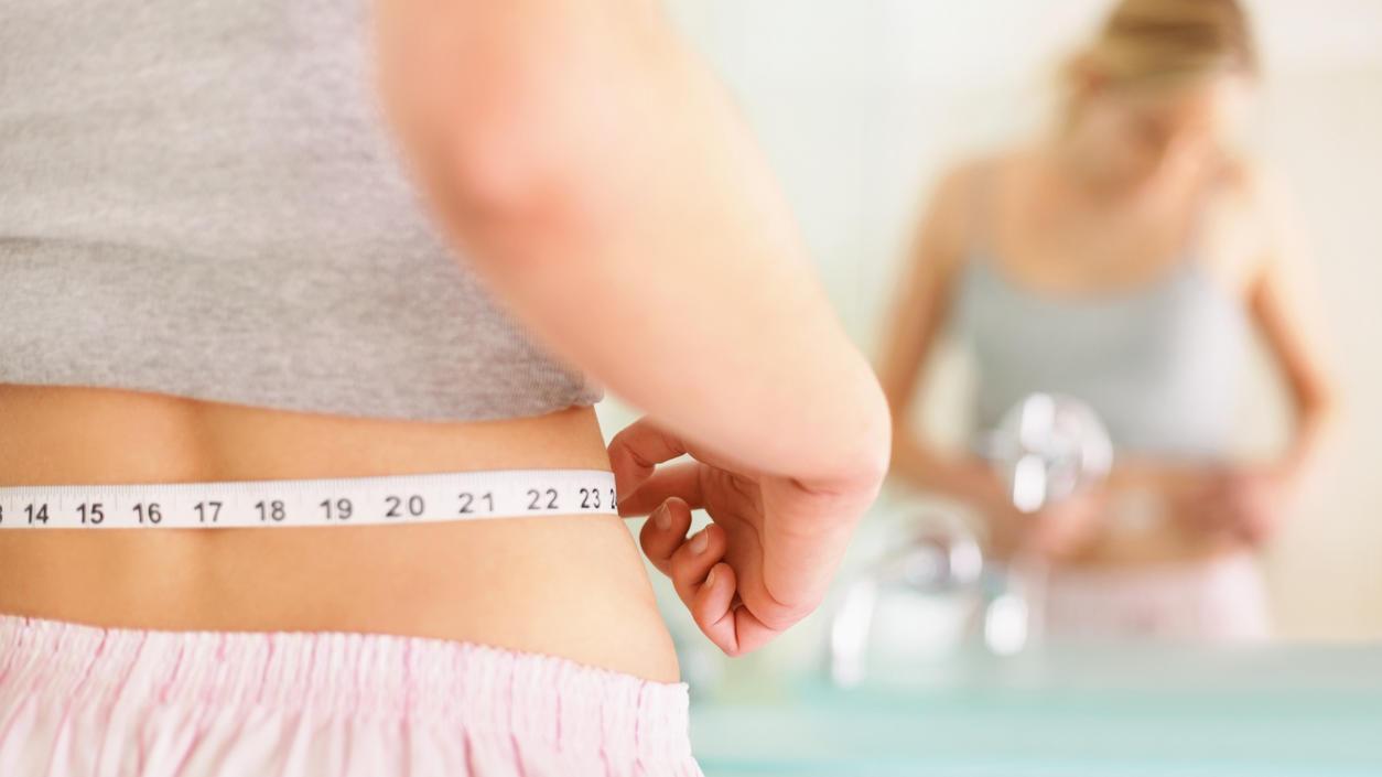 Diät, um die Brust zu verlieren