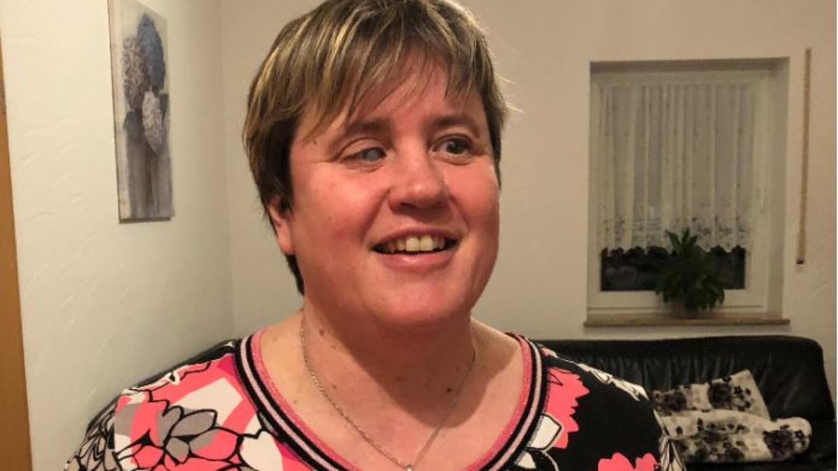 Beate (50) ist geburtsblind: Heute möchte ich nicht mehr