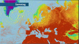Aktuelle Temperatur Braunschweig