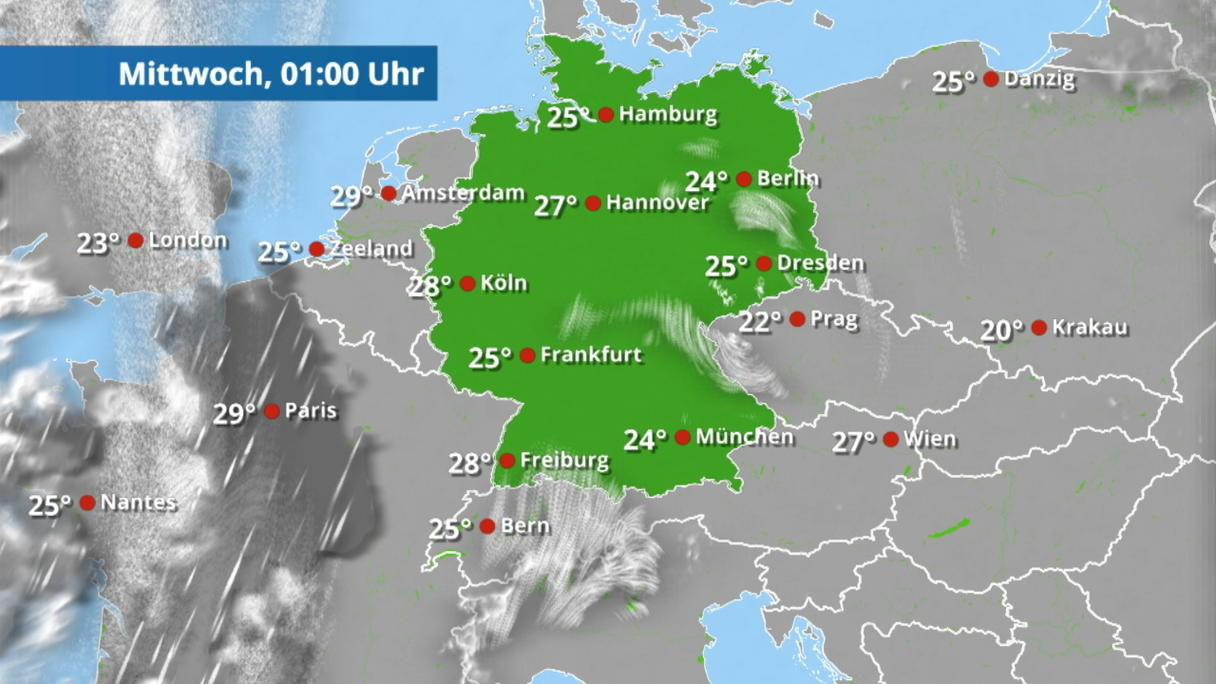 Wetter Regensburg 14 Tage