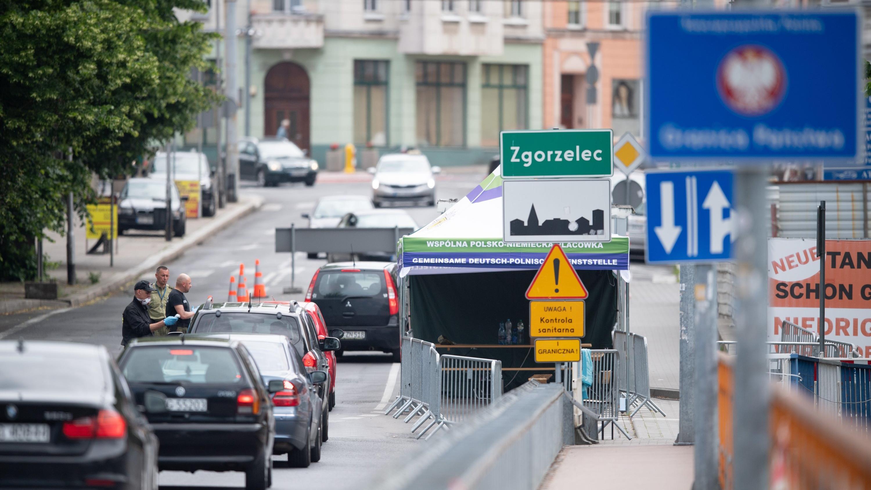 Polen Grenzöffnung