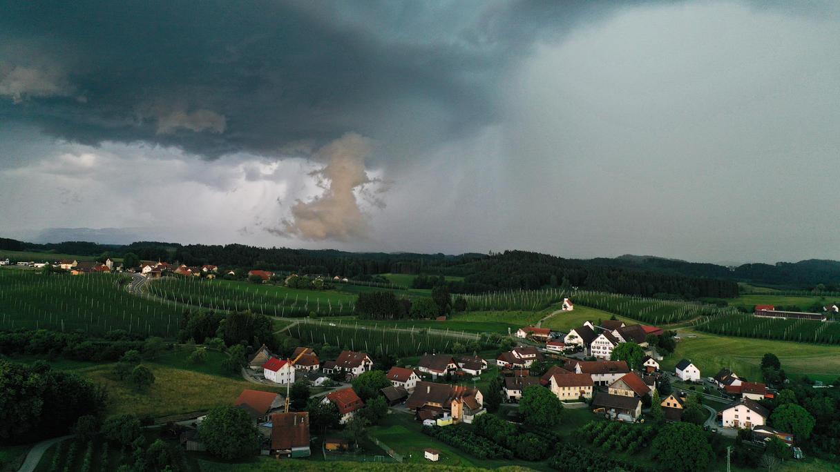 Wettertrend Stuttgart 14 Tage