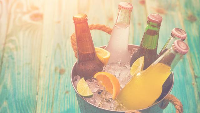 Zwei Minuten reichen für ein kaltes Getränk. Dafür benötigen Sie lediglich Zutaten, die Sie schon im Haus haben.