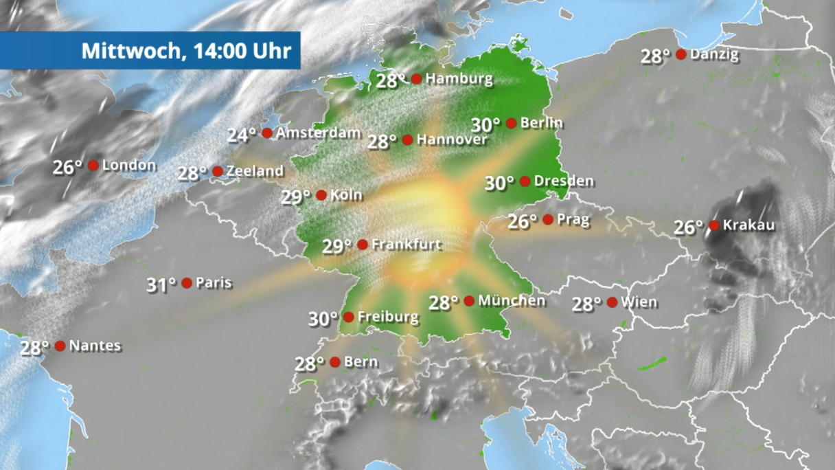 Wetter Duisburg 16 Tage
