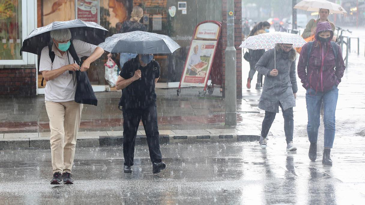 Bielefeld 14 Tage Wetter