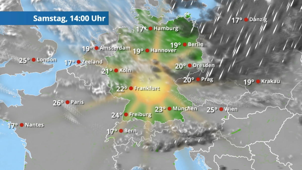 Trier Wetter 16 Tage