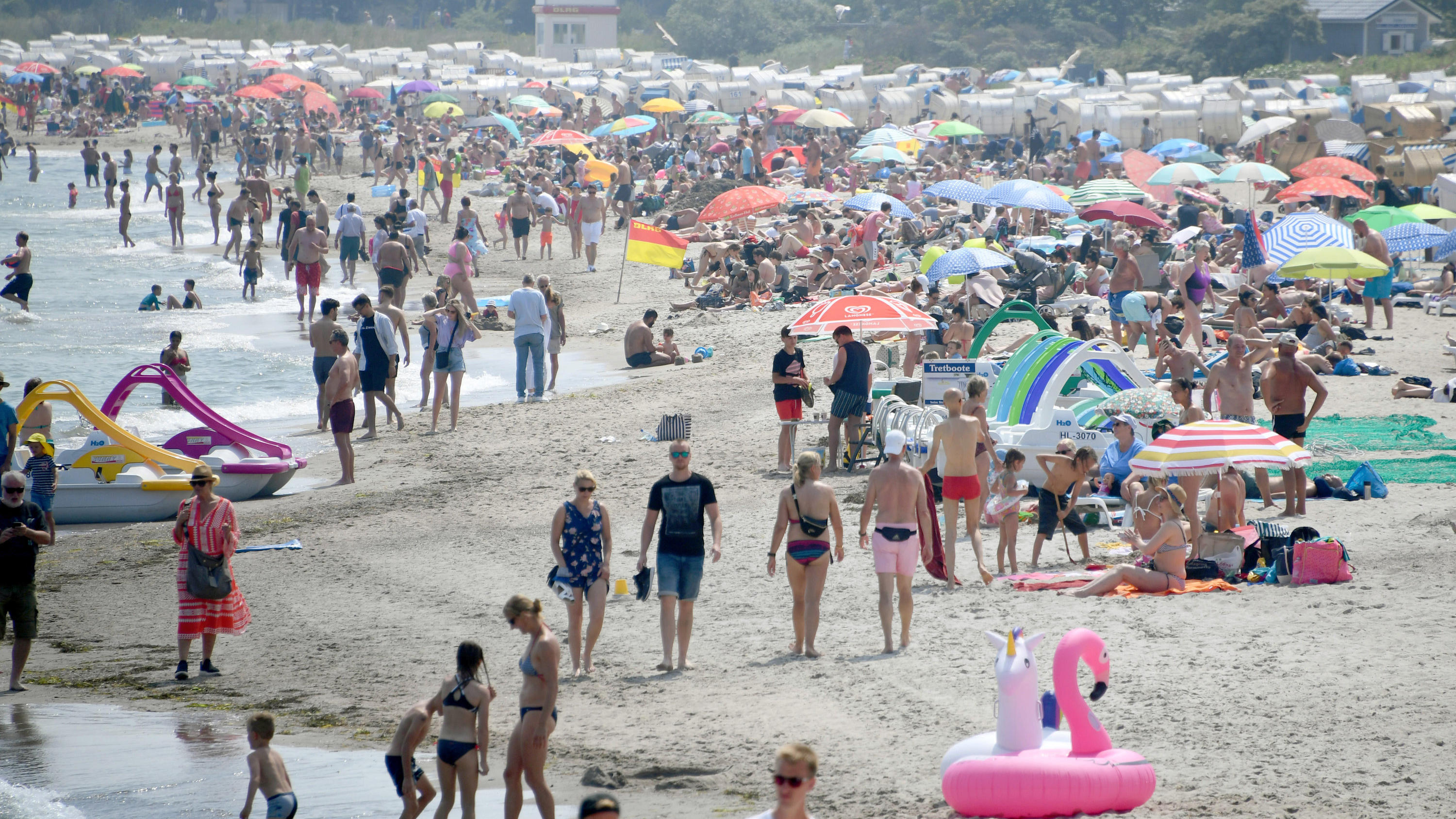Wetter Timmendorfer Strand 14 Tage