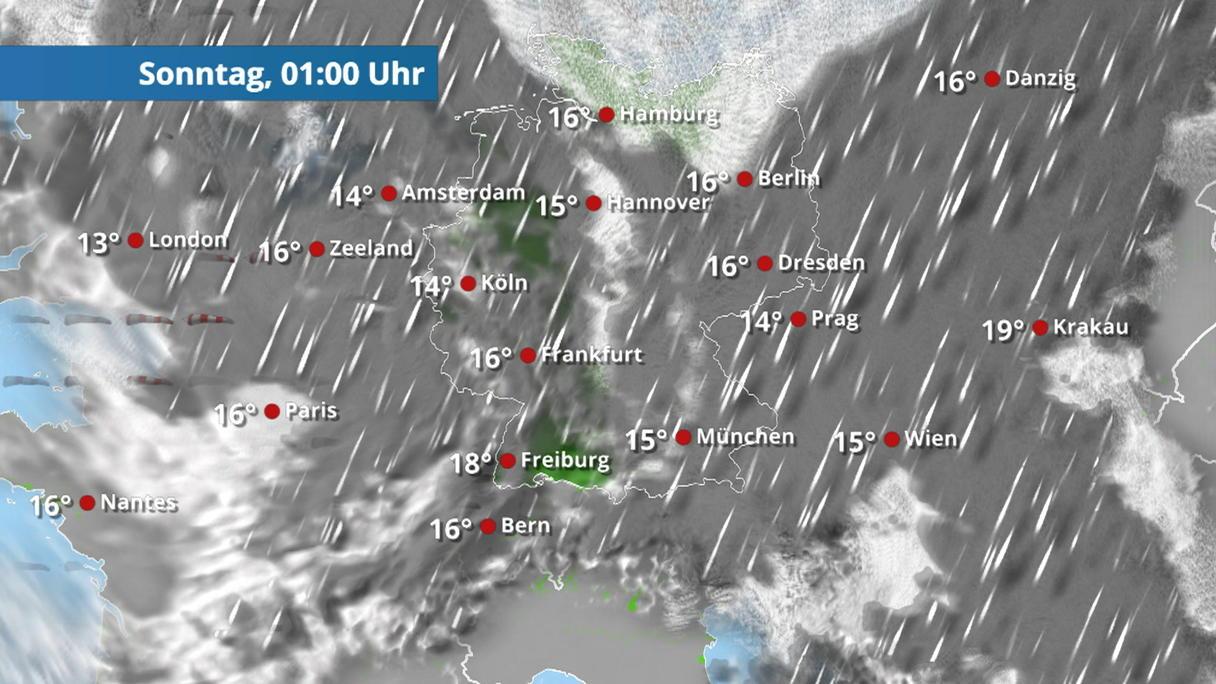 Wetter Dillenburg 16 Tage
