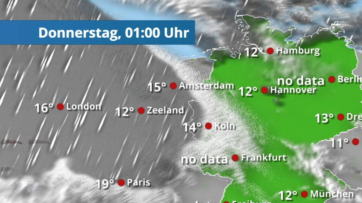 Wetter Lübeck 14 Tage