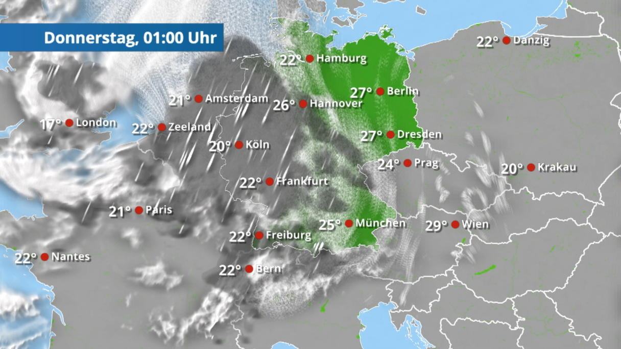 Wetter Cuxhaven 14 Tage