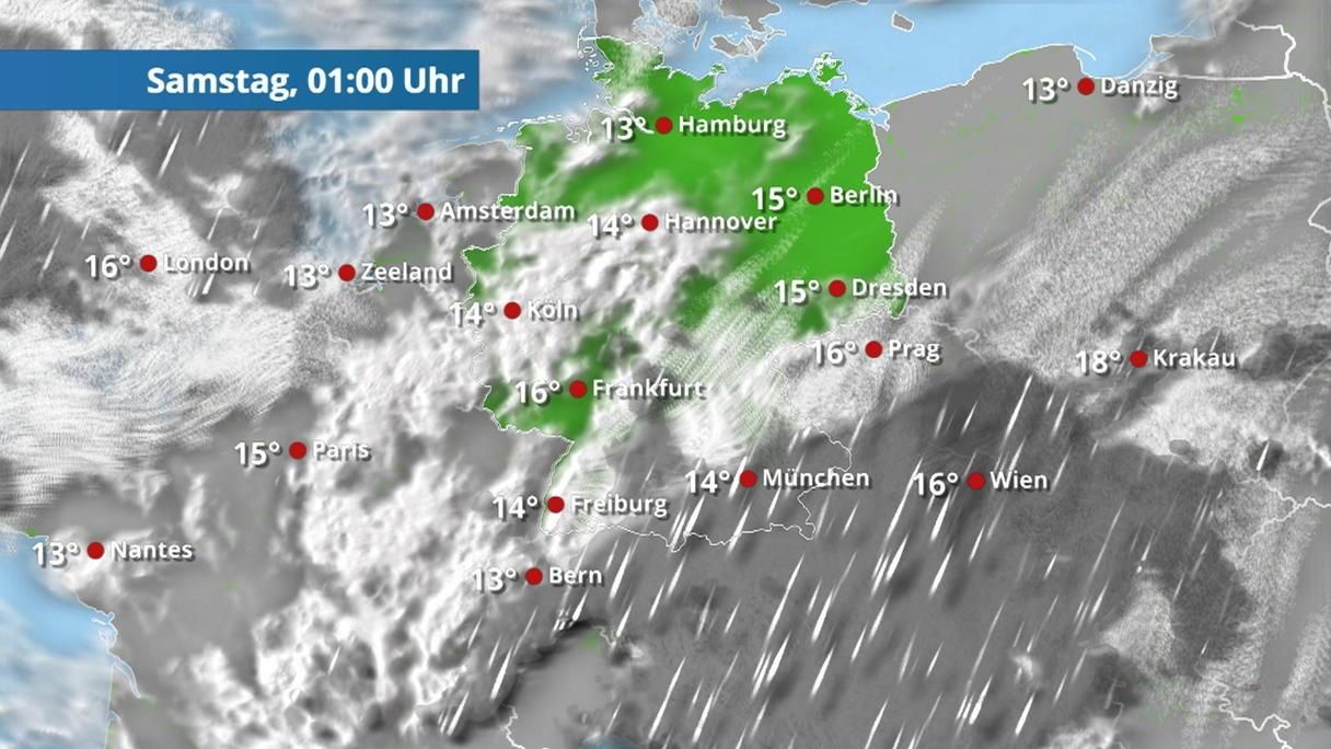 Wettervorhersage Erkelenz
