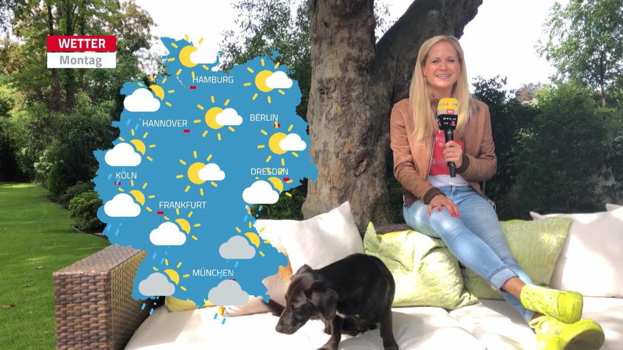 Wettervorhersage Rastatt