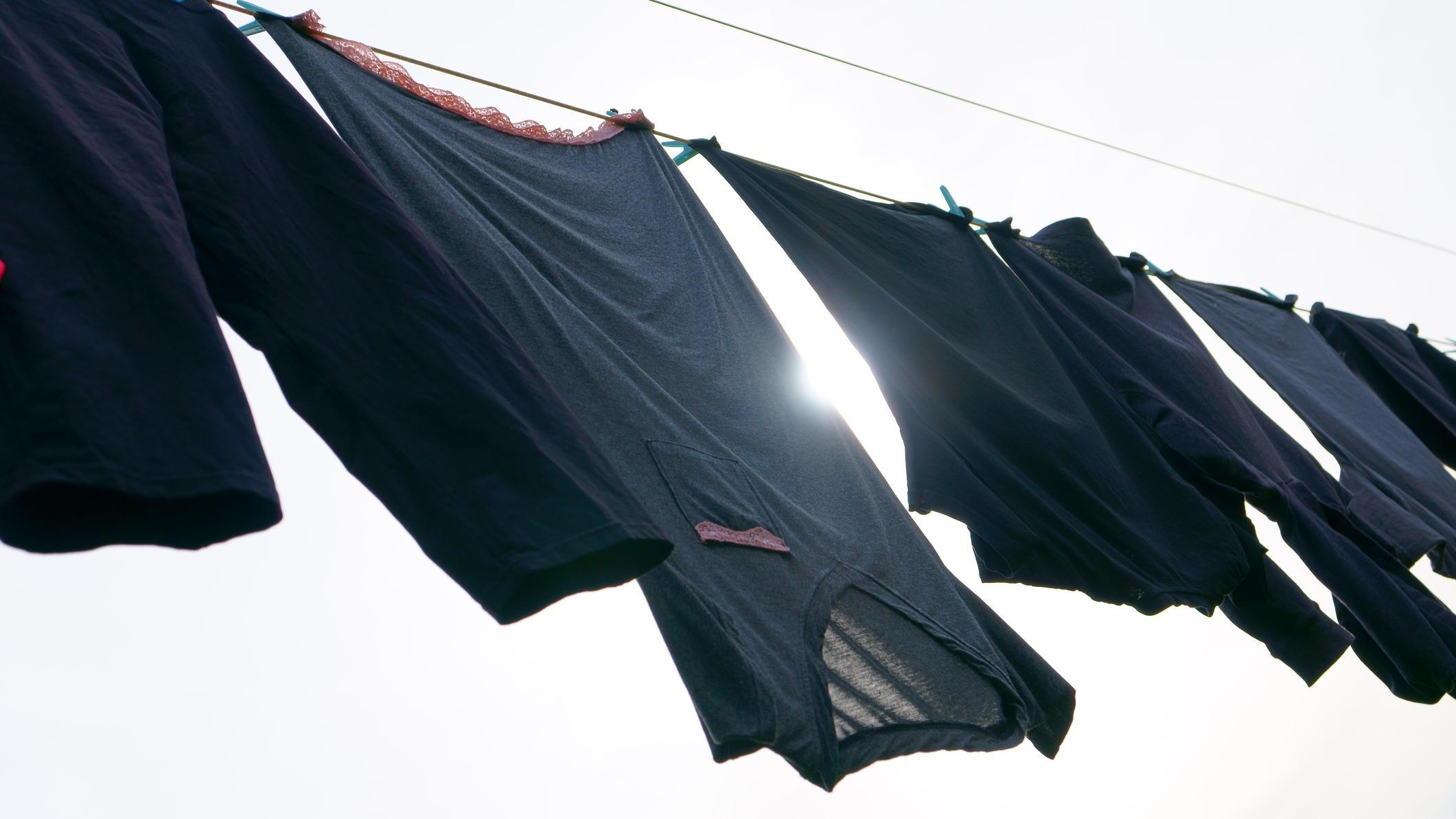 Wäsche Müffelt Nach Dem Waschen