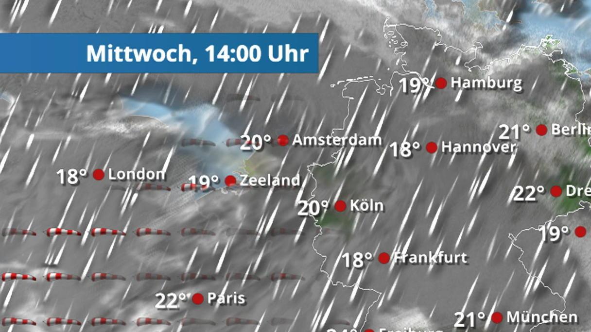Wetter Köln Weiden
