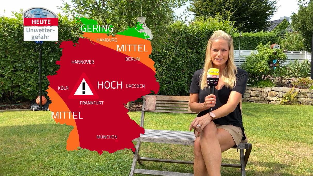 Bensheim Wetter