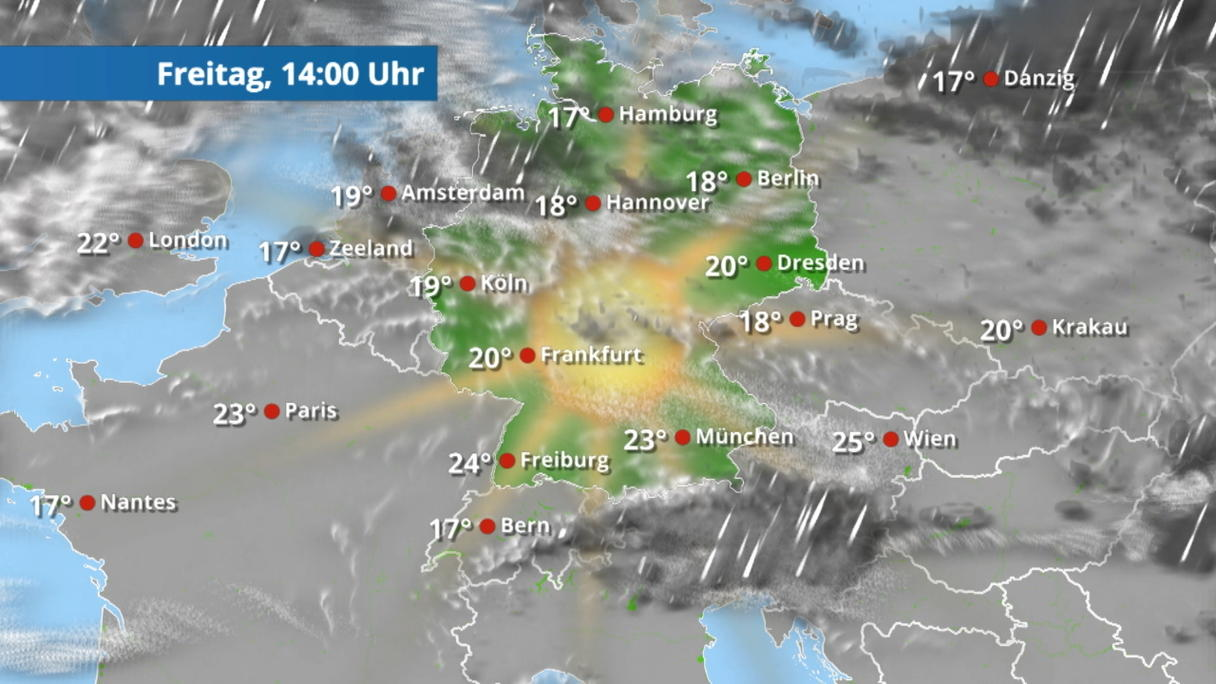 Wie Ist Das Wetter Heute In Bochum